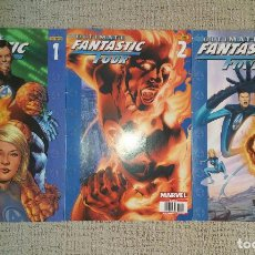 Cómics: ULTIMATE FANTASTIC FOUR (CÓMICS FORUM) VOL. 1 Nº 1, 2 Y 3 (CUATRO FANTASTICOS 4 MARVEL CÓMICS). Lote 63641763