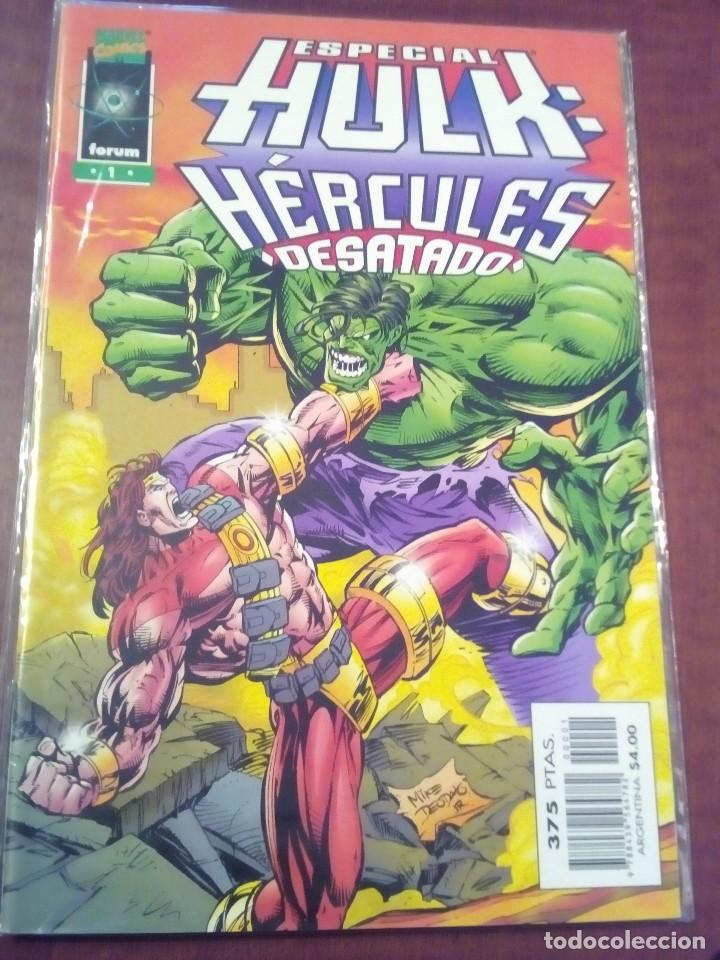 HULK HERCULES ESPECIAL NUEVO L2P4 (Tebeos y Comics - Forum - Hulk)