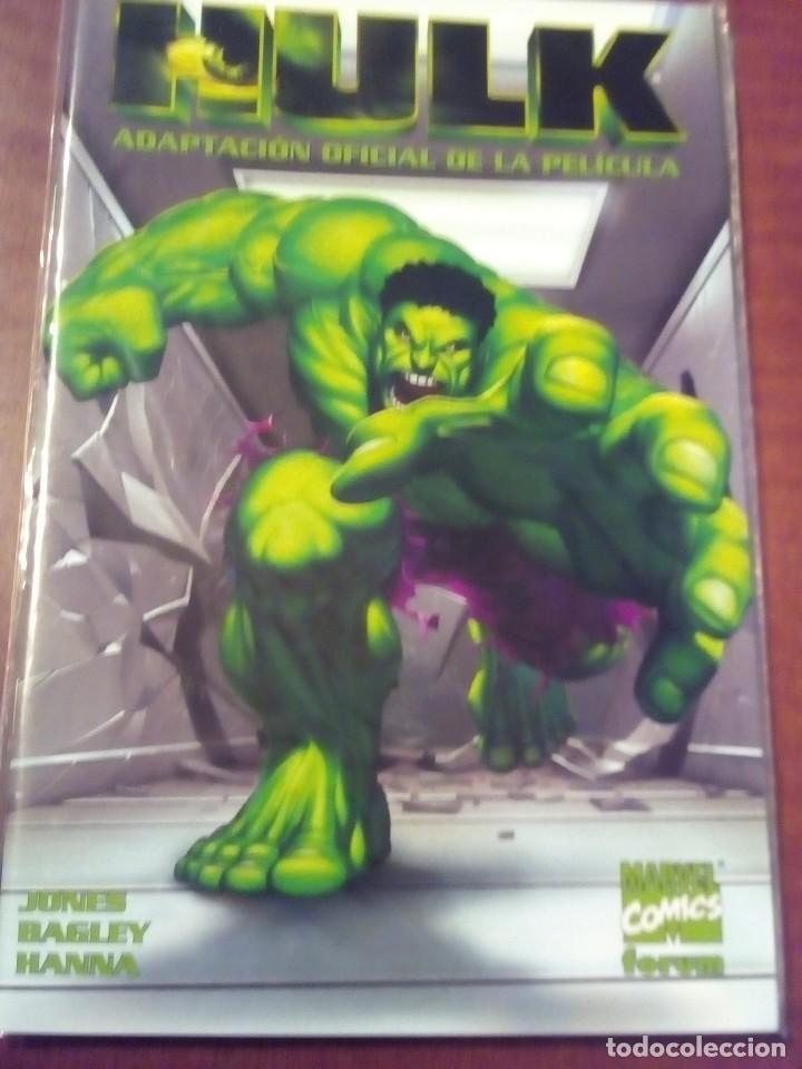 HULK ADAPTACION OFICIAL DE LA PELICULA NUEVO L2P4 (Tebeos y Comics - Forum - Hulk)