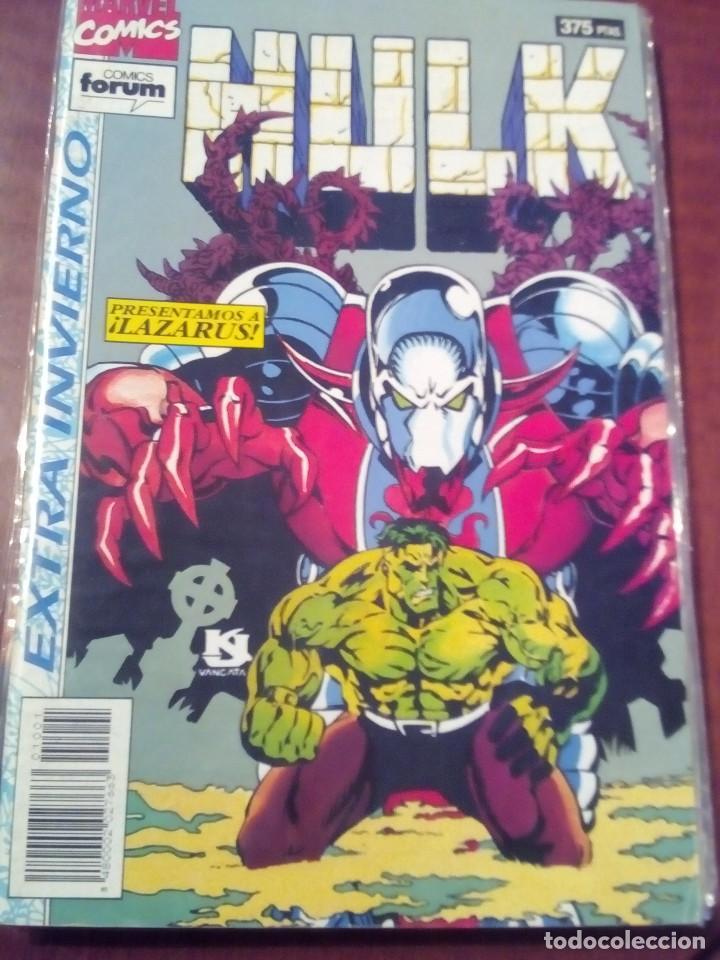 HULK NAMOR ESPECIAL AÑO 1999 NUEVO L2P4 (Tebeos y Comics - Forum - Hulk)