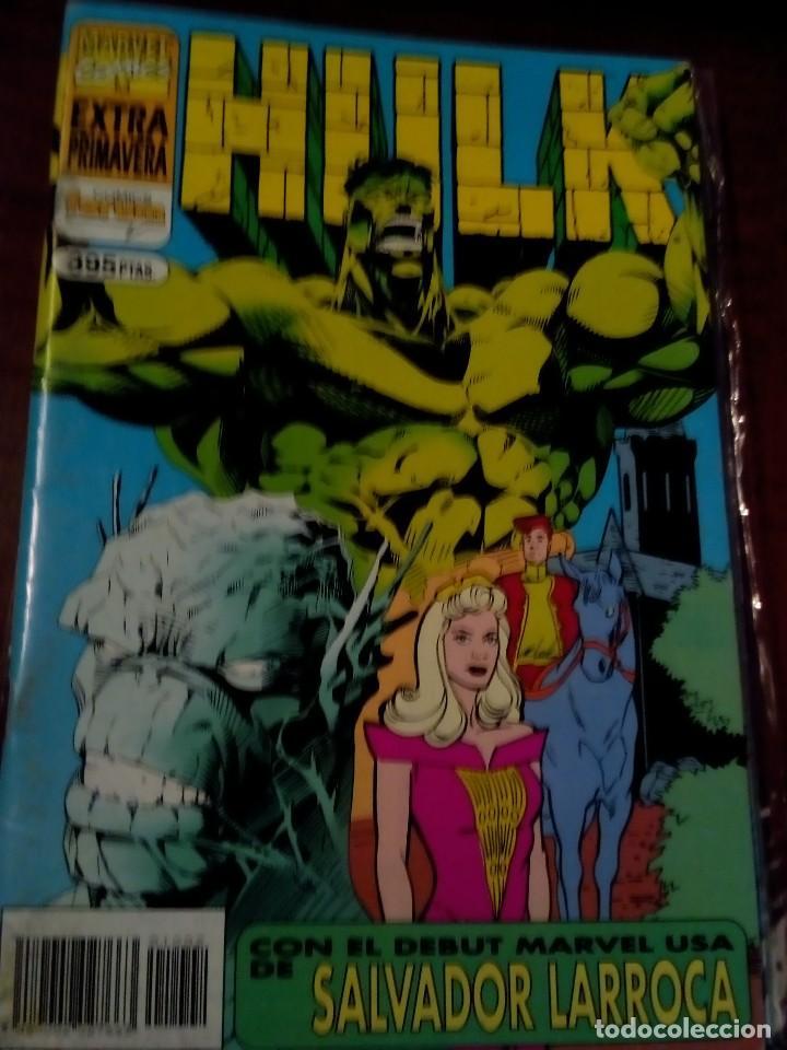 HULK EXTRA PRIMAVERA AÑO 1994 L2P4 (Tebeos y Comics - Forum - Hulk)
