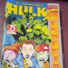 Cómics: HULK ESPECIAL AÑO 1998 NUEVO L2P4. Lote 63678103