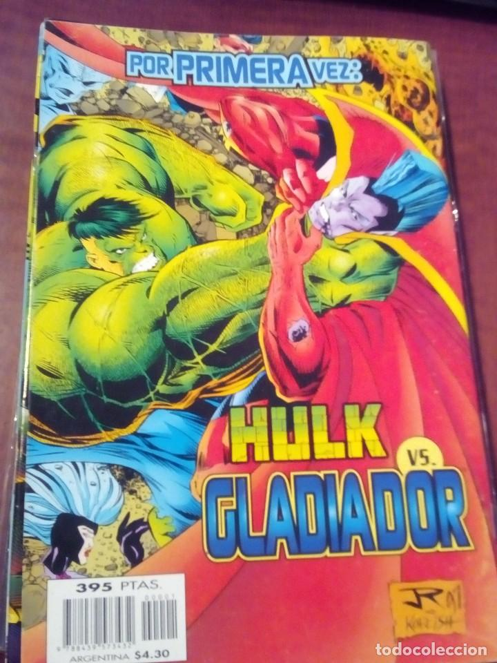 Cómics: HULK ESPECIAL AÑO 1998 NUEVO L2P4 - Foto 2 - 63678103