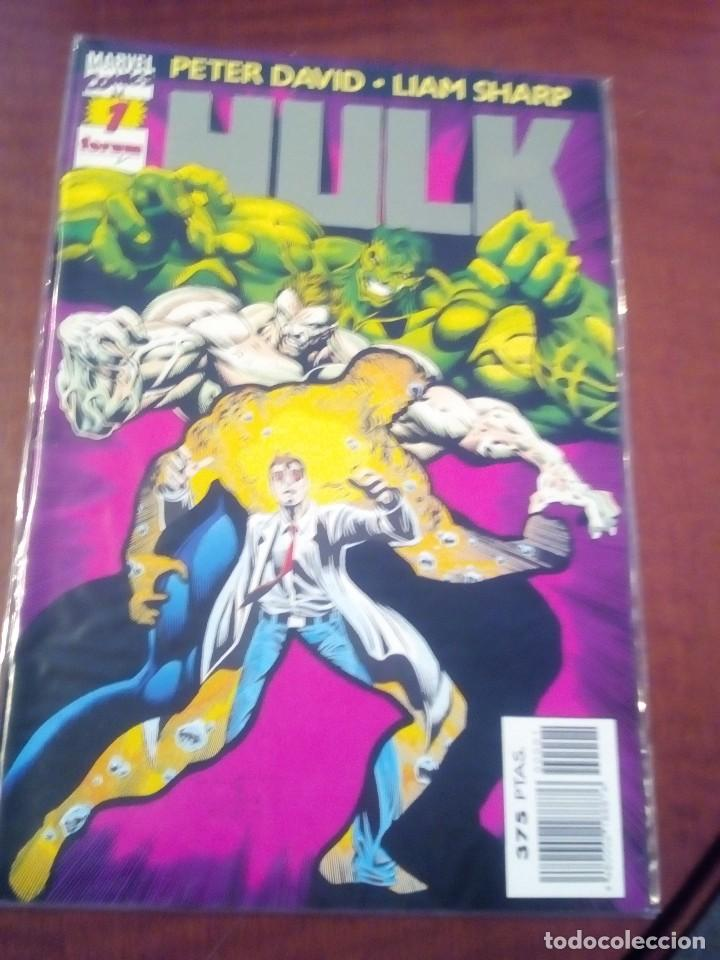 HULK VOL.2 N-1 AL 24 AÑO 1996 COMPLETA L2P4 (Tebeos y Comics - Forum - Hulk)