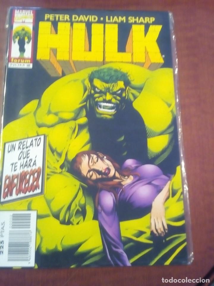 Cómics: HULK VOL.2 N-1 AL 24 AÑO 1996 COMPLETA L2P4 - Foto 2 - 63714519