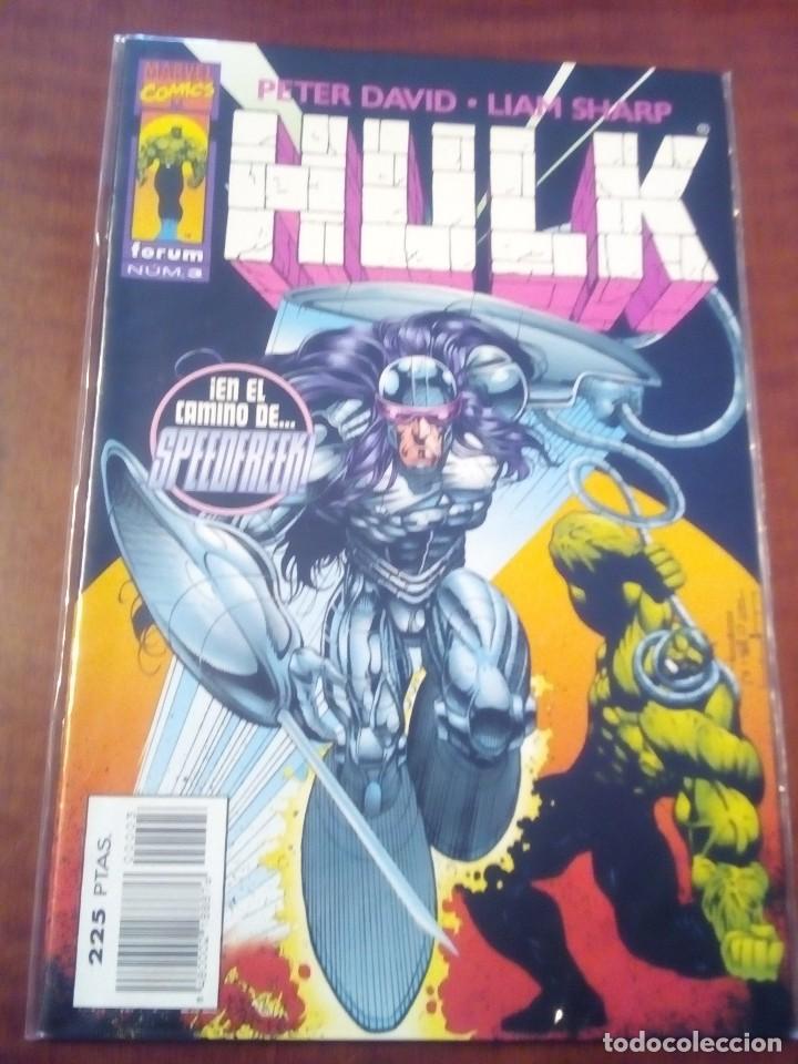 Cómics: HULK VOL.2 N-1 AL 24 AÑO 1996 COMPLETA L2P4 - Foto 3 - 63714519