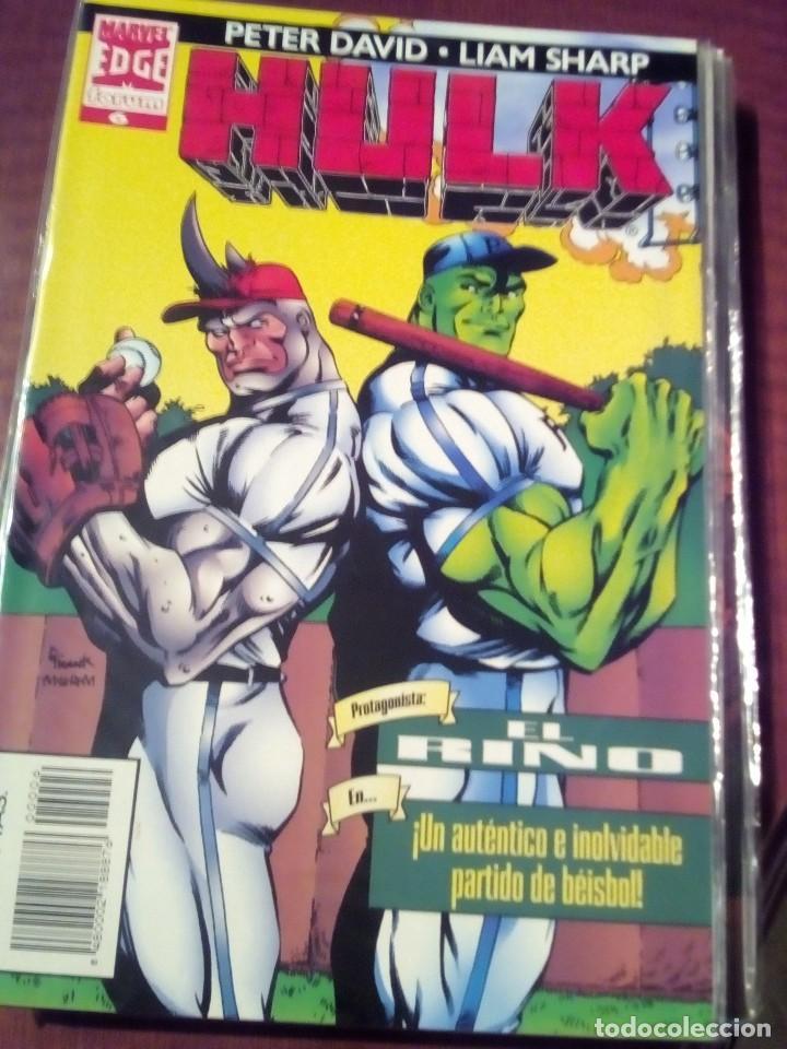 Cómics: HULK VOL.2 N-1 AL 24 AÑO 1996 COMPLETA L2P4 - Foto 6 - 63714519