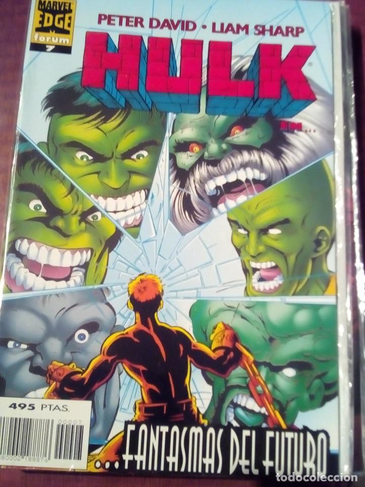 Cómics: HULK VOL.2 N-1 AL 24 AÑO 1996 COMPLETA L2P4 - Foto 7 - 63714519