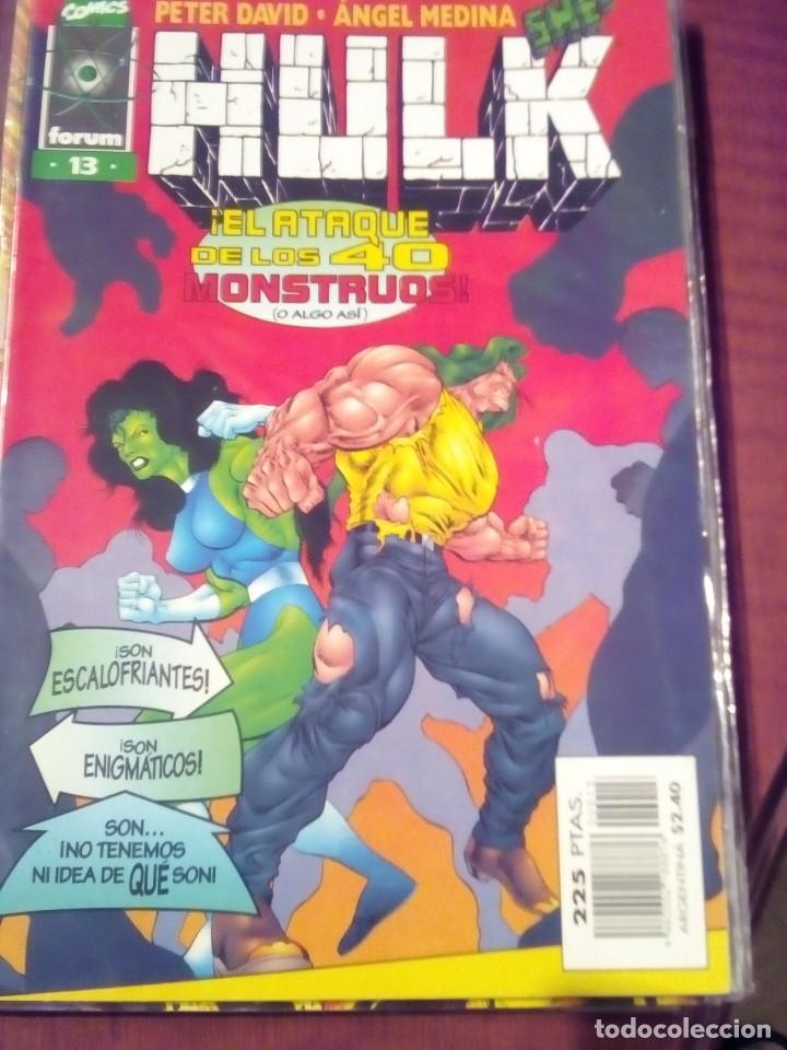 Cómics: HULK VOL.2 N-1 AL 24 AÑO 1996 COMPLETA L2P4 - Foto 13 - 63714519
