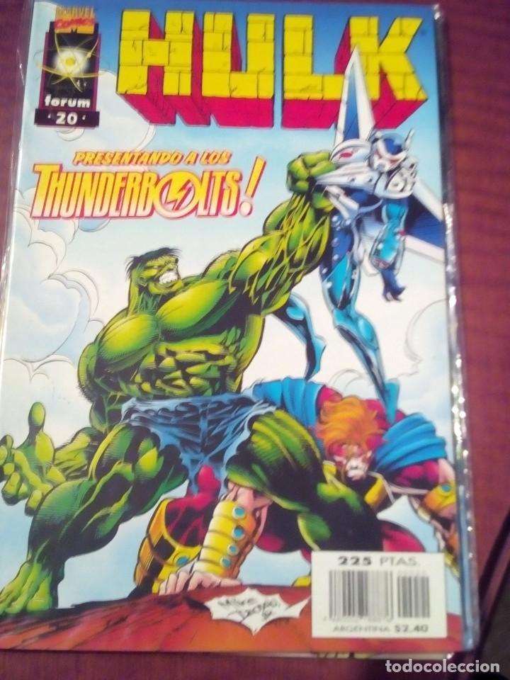 Cómics: HULK VOL.2 N-1 AL 24 AÑO 1996 COMPLETA L2P4 - Foto 20 - 63714519