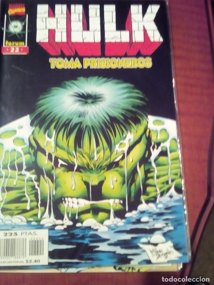 Cómics: HULK VOL.2 N-1 AL 24 AÑO 1996 COMPLETA L2P4 - Foto 22 - 63714519