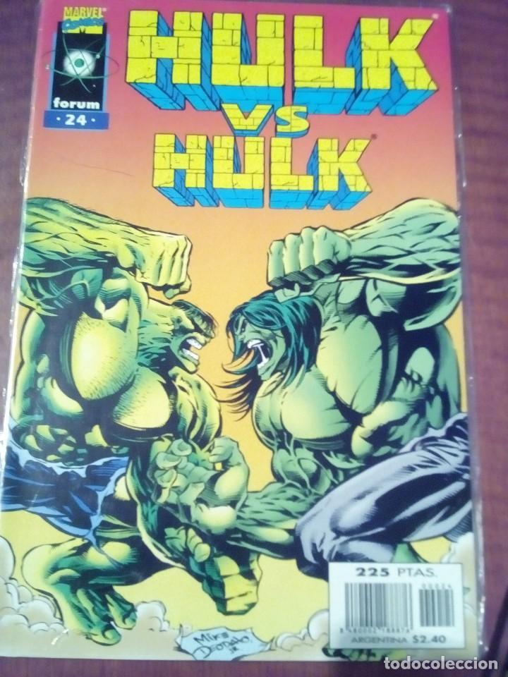 Cómics: HULK VOL.2 N-1 AL 24 AÑO 1996 COMPLETA L2P4 - Foto 24 - 63714519