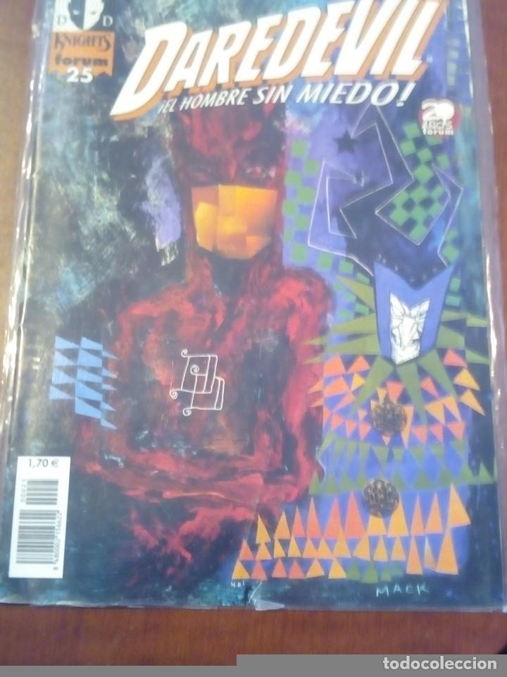 DAREDEVIL N-25 AÑO 2002 L2P4 (Tebeos y Comics - Forum - Daredevil)
