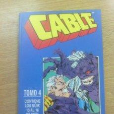 Cómics: CABLE VOL 1 RETAPADO #4 (NUMEROS 13 A 16). Lote 147061357