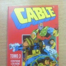 Cómics: CABLE VOL 1 RETAPADO #3 (NUMEROS 9 A 12). Lote 147061370
