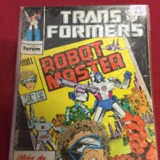 Cómics: FORUM TRANFORMERS NUMERO 11 NORMAL ESTADO. Lote 63787223