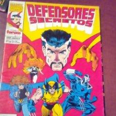 Cómics: DEFENSORES SECRETOS N 1 DE 12 L2P4. Lote 63802015