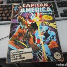 Cómics: CAPITAN AMERICA ANNUAL. Lote 64080115