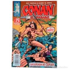 Cómics: CONAN EL BÁRBARO Nº 1 / FORUM 1998 ( ROY THOMAS & B.W.SMITH). Lote 50022673