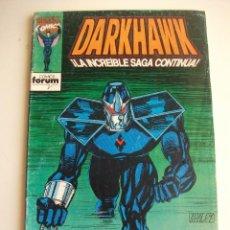 Comics: DARKHAWK Nº 6 FORUM C11A. Lote 64151531