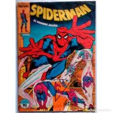 Cómics: SPIDERMAN VOL 1 Nº 1 / MARVEL / FORUM 1983 (MARV WOLFMAN & SAL BUSCEMA) PIEZA DE COLECCIONISTA. Lote 55701858