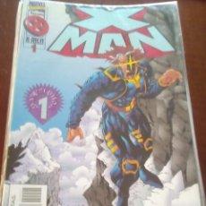 Cómics: X-MAN N 1 AL 49 COMPLETA AÑO 1996 COMO NUEVOS L2P4. Lote 64297543