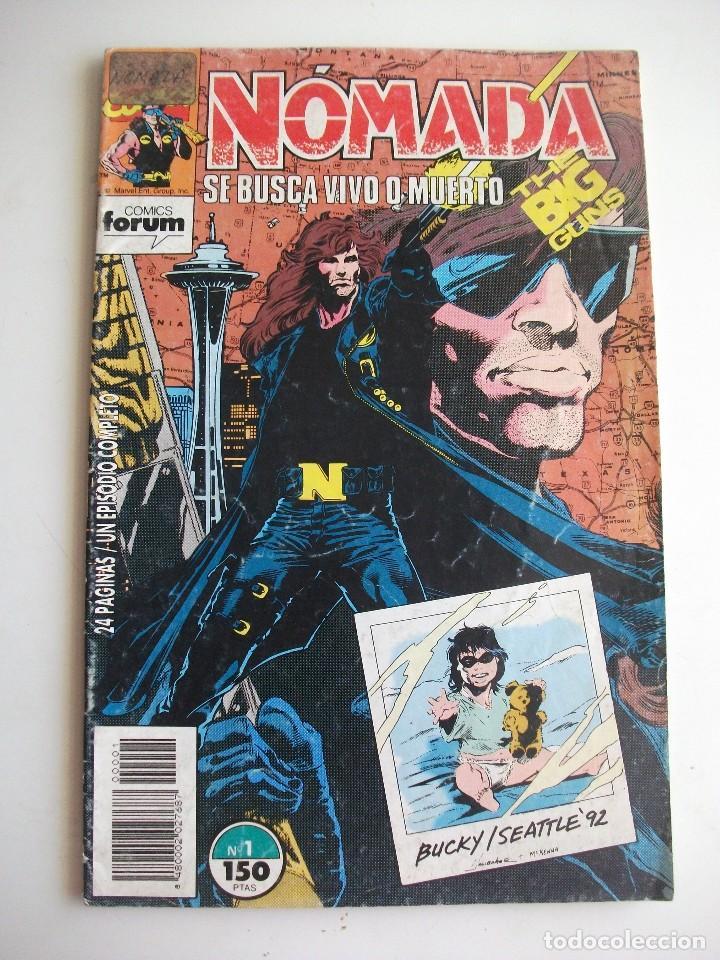 NOMADA Nº 1 FORUM C11A (Tebeos y Comics - Forum - Otros Forum)