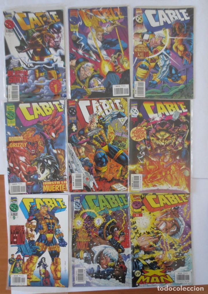 CABLE COMPLETA FORUM (Tebeos y Comics - Forum - Patrulla X)