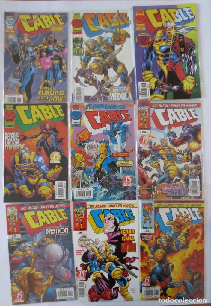 Cómics: CABLE COMPLETA FORUM - Foto 2 - 64322155