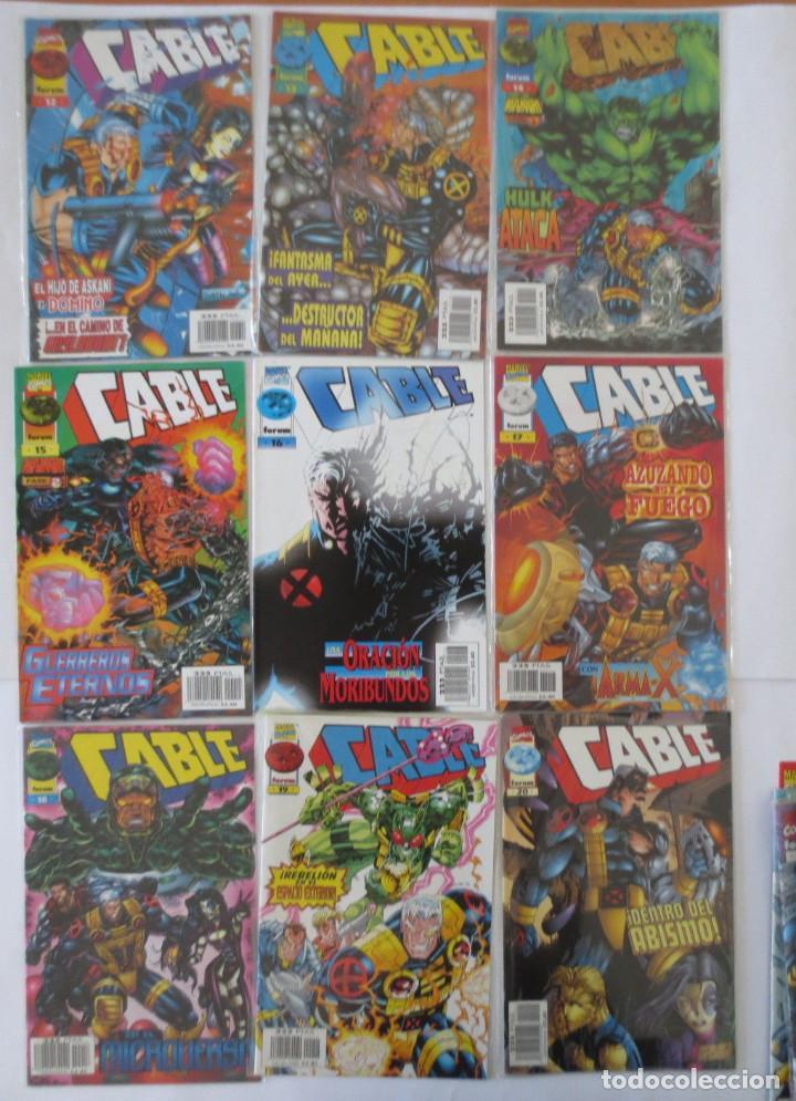 Cómics: CABLE COMPLETA FORUM - Foto 5 - 64322155