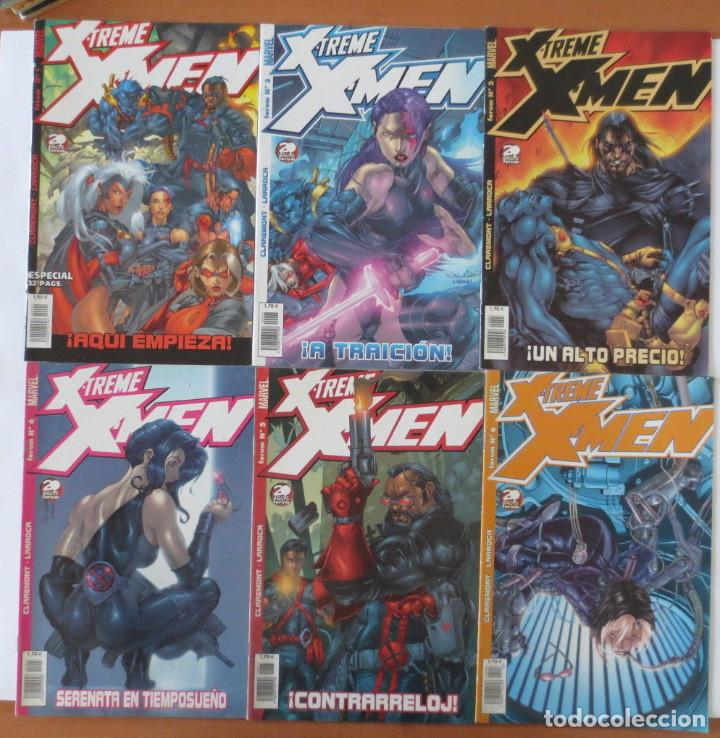 X TREME X MEN FORUM PANINI (Tebeos y Comics - Forum - Patrulla X)