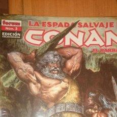 Cómics: LA ESPADA SALVAJE DE CONAN,EDICION COLECCIONISTA,. Lote 64325919