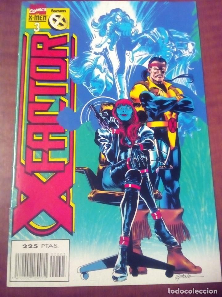 Cómics: X FACTOR N 1 AL 39 AÑO 1996 COMPLETA L2P5 - Foto 3 - 64402387