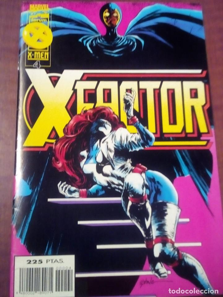 Cómics: X FACTOR N 1 AL 39 AÑO 1996 COMPLETA L2P5 - Foto 4 - 64402387