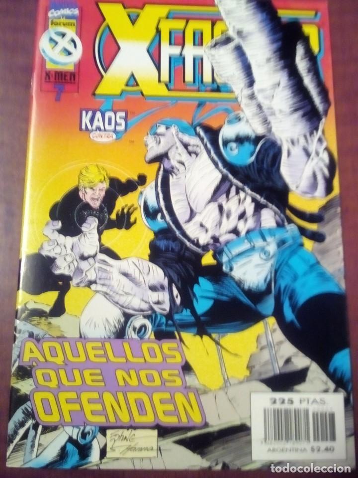 Cómics: X FACTOR N 1 AL 39 AÑO 1996 COMPLETA L2P5 - Foto 7 - 64402387