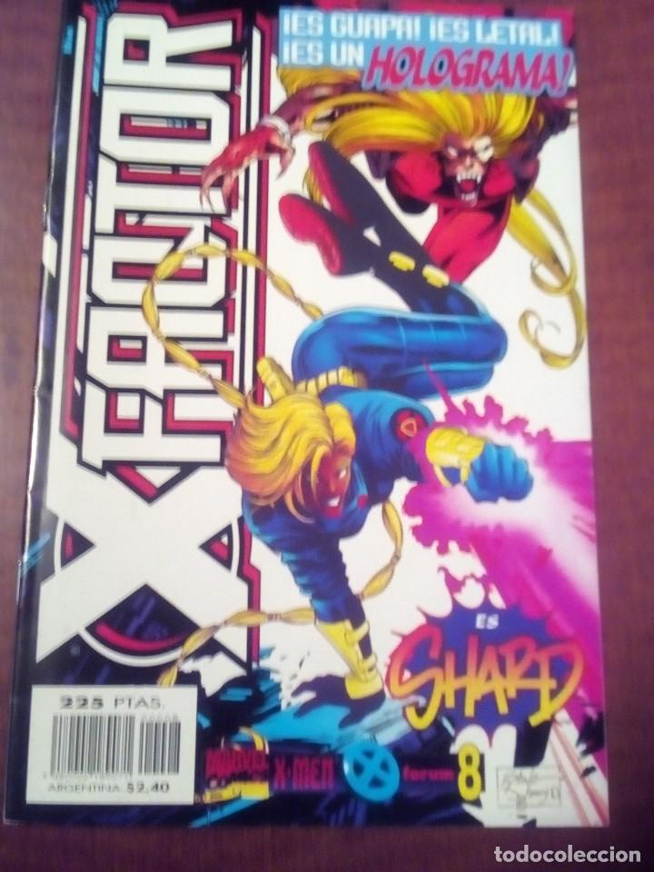 Cómics: X FACTOR N 1 AL 39 AÑO 1996 COMPLETA L2P5 - Foto 8 - 64402387