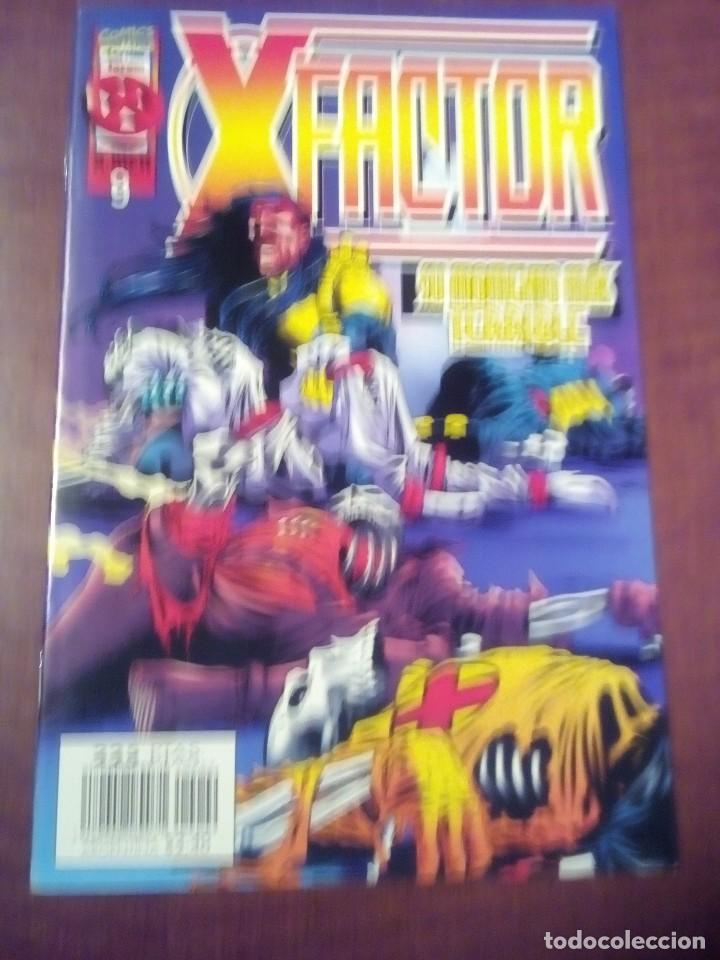 Cómics: X FACTOR N 1 AL 39 AÑO 1996 COMPLETA L2P5 - Foto 9 - 64402387