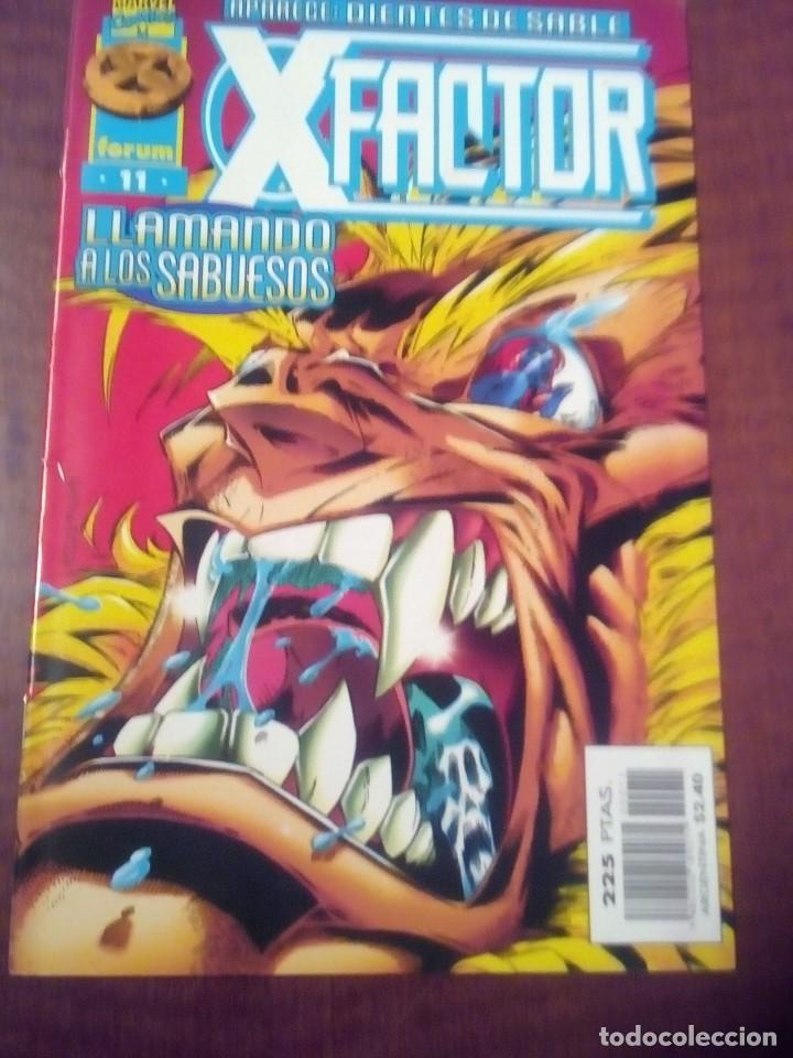 Cómics: X FACTOR N 1 AL 39 AÑO 1996 COMPLETA L2P5 - Foto 11 - 64402387