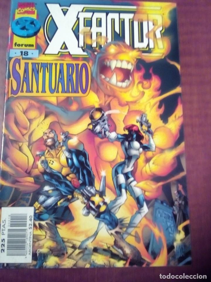 Cómics: X FACTOR N 1 AL 39 AÑO 1996 COMPLETA L2P5 - Foto 18 - 64402387