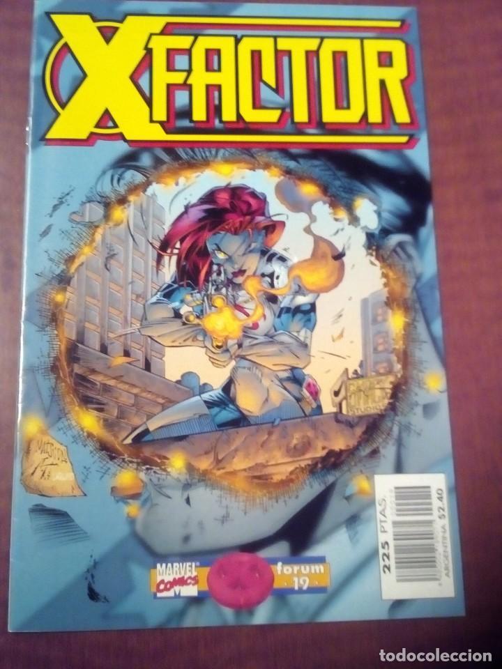 Cómics: X FACTOR N 1 AL 39 AÑO 1996 COMPLETA L2P5 - Foto 19 - 64402387