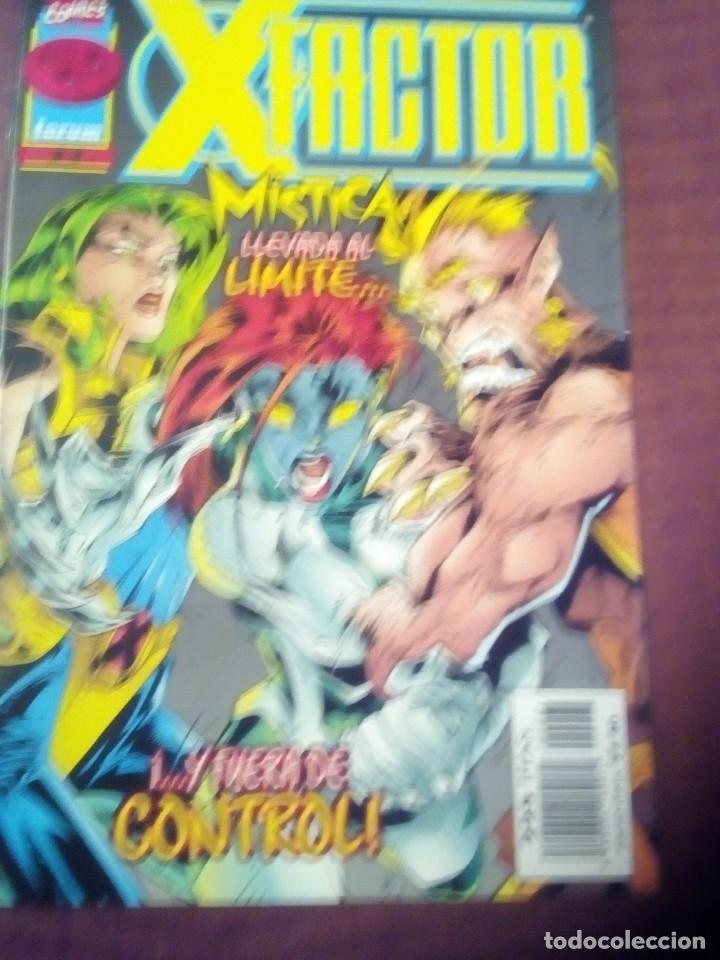 Cómics: X FACTOR N 1 AL 39 AÑO 1996 COMPLETA L2P5 - Foto 23 - 64402387