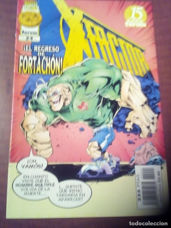 Cómics: X FACTOR N 1 AL 39 AÑO 1996 COMPLETA L2P5 - Foto 24 - 64402387
