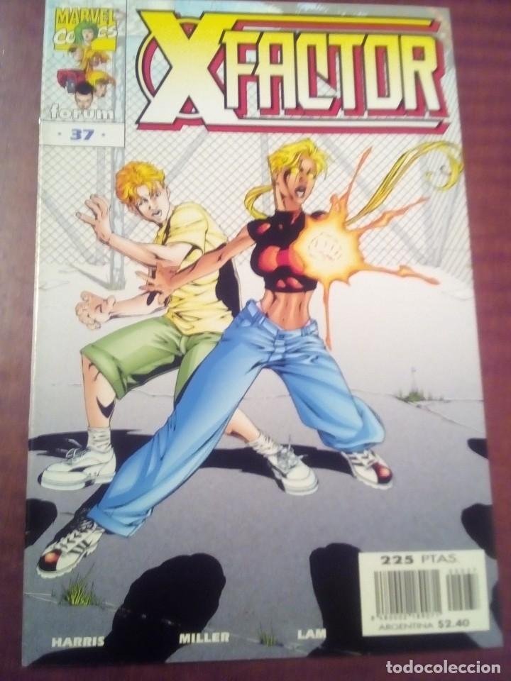Cómics: X FACTOR N 1 AL 39 AÑO 1996 COMPLETA L2P5 - Foto 37 - 64402387