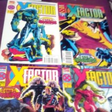 Cómics: X FACTOR LA ERA DE APOCALIPSIS N 1 AL 4 AÑO 1995 COMPLETA L2P5. Lote 64408127
