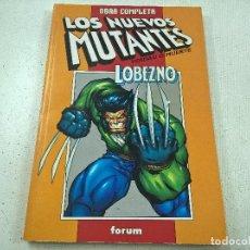 Cómics: LOS NUEVOS MUTANTES LOBEZNO-DIAS DEL FUTURO PASADO-FORUM-N. Lote 64449831