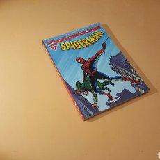 Cómics: SPIDERMAN 1 BIBLIOTECA MARVEL FORUM EXCELENTE. Lote 101238532