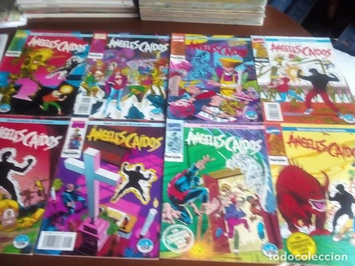 ANGELES CAIDOS N 1 AL 8 COMPLETA L2P4 (Tebeos y Comics - Forum - Nuevos Mutantes)