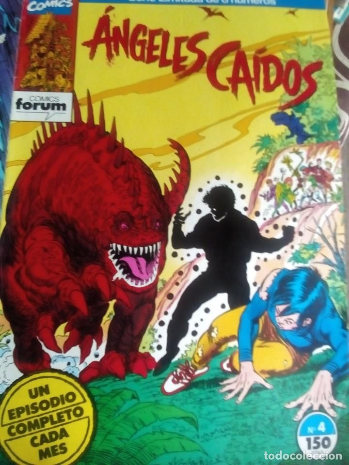 Cómics: ANGELES CAIDOS N 1 AL 8 COMPLETA L2P4 - Foto 5 - 64601147