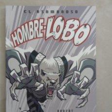 Cómics: EL ASOMBROSO HOMBRE-LOBO Nº 1 - POSIBLE ENVÍO GRATIS - FORUM - ROBERT KIRKMAN & JASON HOWARD. Lote 64860927