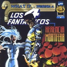 Cómics: WHAT IF? VOL.2 Nº 2 - FORUM. LOS 4 FANTASTICOS.. Lote 64881131